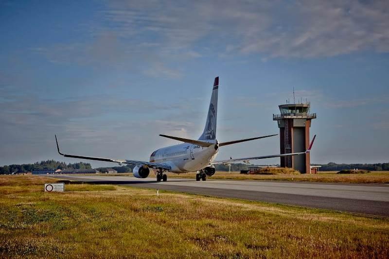 aalborg lufthavn direkte ruter